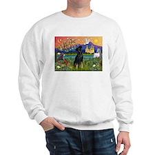 Fantasy Land & Min. Pinscher Sweatshirt