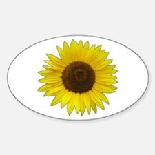 Helaine's Sunflower Decal