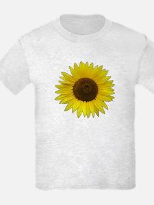 Helaine's Sunflower T-Shirt