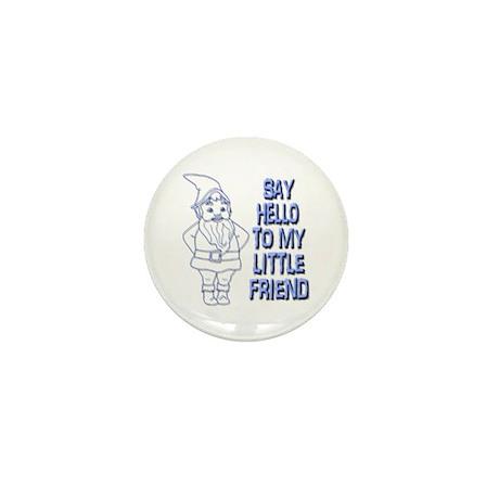 Say Hello Mini Button (10 pack)