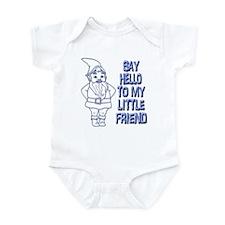Say Hello Infant Bodysuit