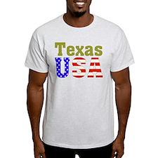Texas USA T-Shirt