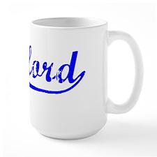 Vintage Hanford (Blue) Mug