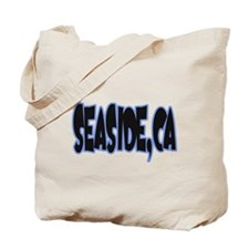 SEASIDE, CA -- T-SHIRTS Tote Bag