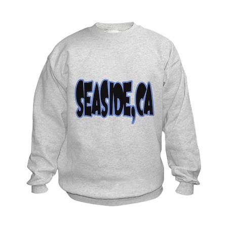 SEASIDE, CA -- T-SHIRTS Kids Sweatshirt