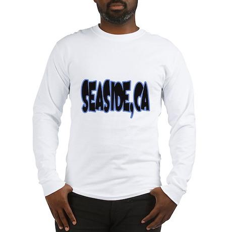 SEASIDE, CA -- T-SHIRTS Long Sleeve T-Shirt