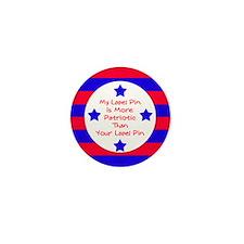 My Lapel Pin Mini Button (10 pack)