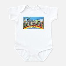 Mississippi State Greetings Infant Bodysuit