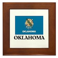 Oklahoma Framed Tile