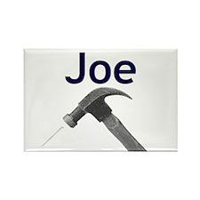 Joe Rectangle Magnet (100 pack)