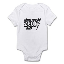 What Would Zeus Do? Infant Bodysuit