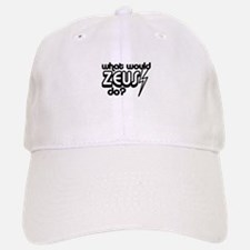What Would Zeus Do? Baseball Baseball Cap