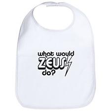 What Would Zeus Do? Bib