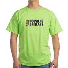 Hoosiers for Hillary! T-Shirt