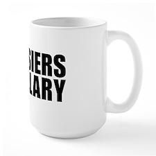 Hoosiers for Hillary! Mug