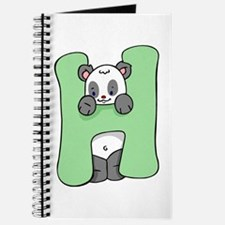 Zoo Alphabet H - Panda Journal