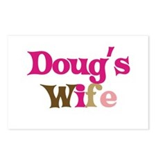Doug's Wife Postcards (Package of 8)