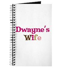 Dwayne's Wife Journal