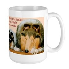Collie Nap Mug