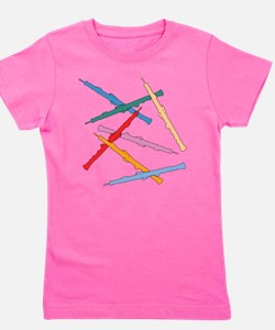 Colorful Oboes T-Shirt