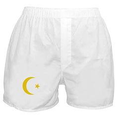 Anarchy Symbol Boxer Shorts