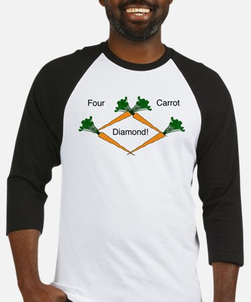 4 Carrot Diamond Baseball Jersey