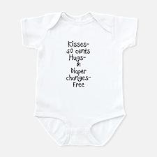Baby- Hugs & Kisses Infant Bodysuit