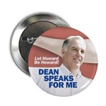 Dean Speaks for Me Button