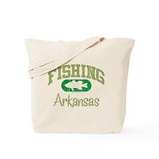 FISHING ARKANSAS Tote Bag