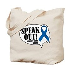 Speak Out Tote Bag