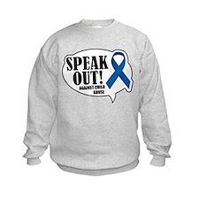 Speak Out Sweatshirt