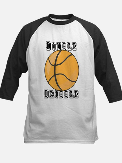 Double Dribble Too Kids Baseball Jersey