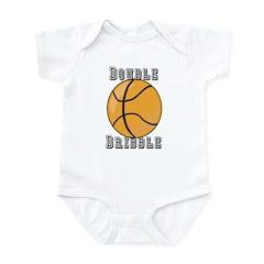 Double Dribble Too Infant Bodysuit
