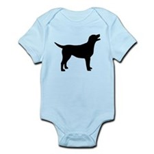 labrador retriever Infant Bodysuit
