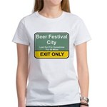 B.F.C. Exit Women's T-Shirt