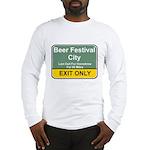 B.F.C. Exit Long Sleeve T-Shirt