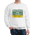 B.F.C. Exit Sweatshirt