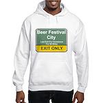 B.F.C. Exit Hooded Sweatshirt