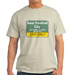 B.F.C. Exit Light T-Shirt