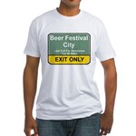 B.F.C. Exit Fitted T-Shirt