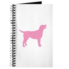 pink labrador retriever Journal