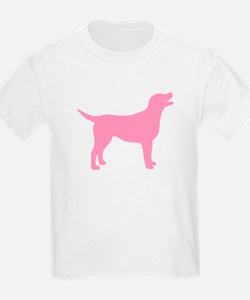 pink labrador retriever T-Shirt