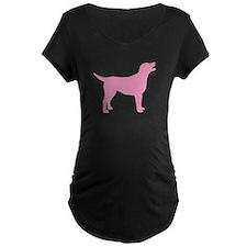 pink labrador retriever T-Shirt