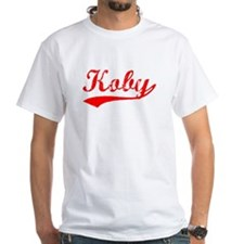 Vintage Koby (Red) Shirt