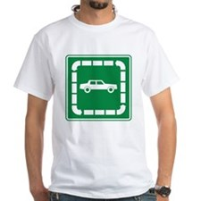 Trail Automobile Sign Shirt