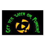 Get yer 'ween on... Rectangle Sticker 10 pk)