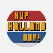 Hup Holland Hup Ornament (Round)