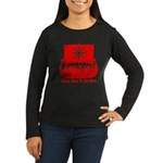 VBR2 Women's Long Sleeve Dark T-Shirt