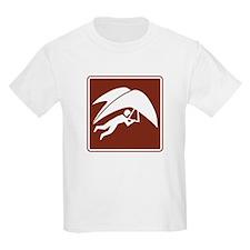 Hang Gliding Sign T-Shirt