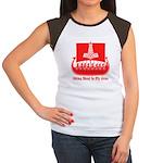VBR4 Women's Cap Sleeve T-Shirt